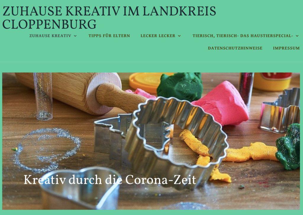 Zuhause kreativ im Landkreis Cloppenburg